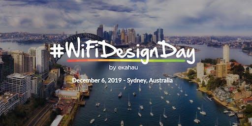 Ekahau Wi-Fi Design Day - Sydney