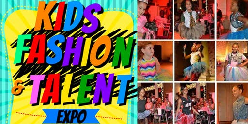 Kids Fall Fashion and Talent Expo 2020