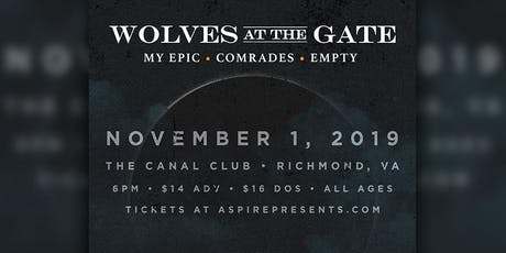 Wolves at the Gate tickets