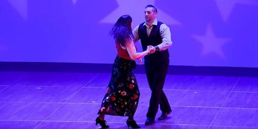 Beginner Salsa Dance Class--6 Wk. Session