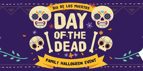 Day of the Dead Halloween Party tickets