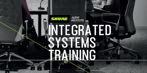 Shure Conference Room Design & Networking for AV Professionals (Perth)