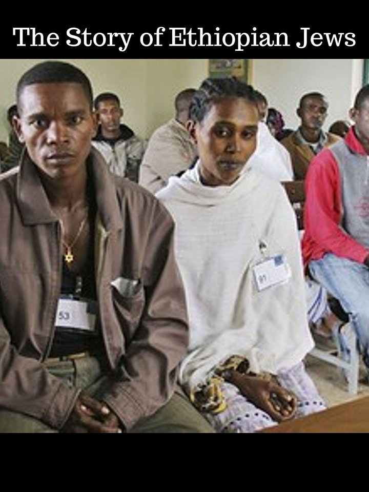 Lunch and Learn: Into The Ethiopian Jewish Community image