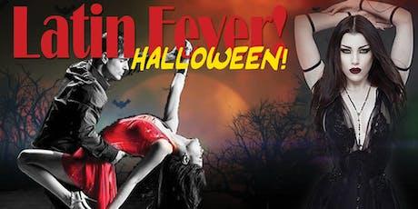 Latin Fever Halloween Salsa & Burlesque Night tickets