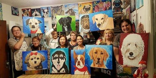 Paint Your Pet November!