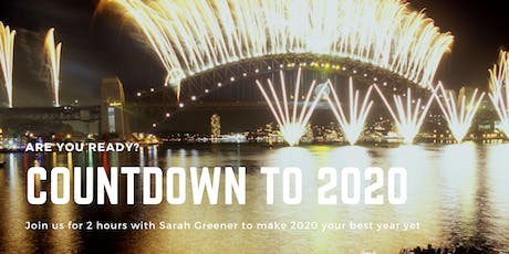 2020 - Your Best Year Ever! (Whangarei) tickets