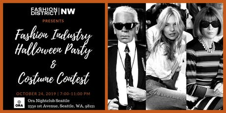 Fashion Industry Halloween Party & Costume Contest tickets