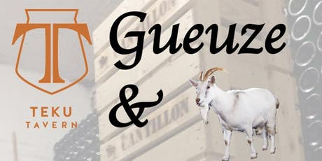 Gueuze and Goat tickets