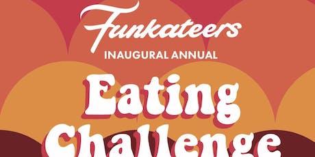 Funkateers Pizza & Wings Eating Challenge tickets