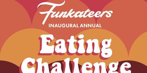 Funkateers Pizza & Wings Eating Challenge
