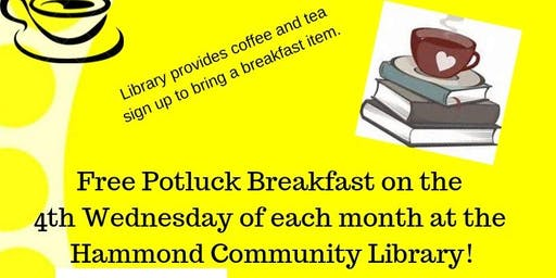 Community Potluck Breakfast