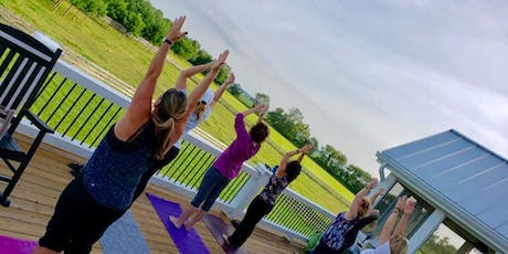 Morning Yoga and Meditation: Awaken, Align Your Body and Mind tickets