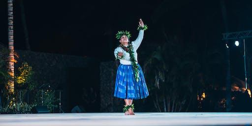 MOKIF Wahine Kahiko and Miss Hula Pākahi Waikoloa Night