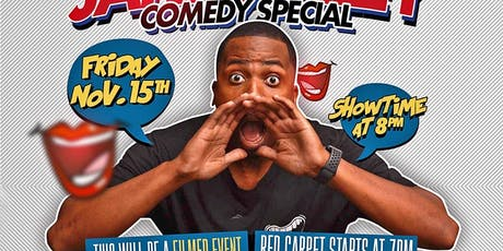 Staley's Comedy Special tickets