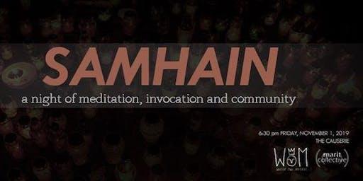 Samhain: A Community Gathering & Ritual