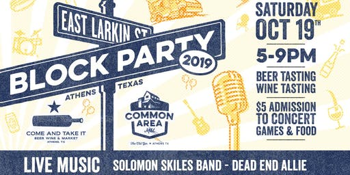 2019 East Larkin Block Party