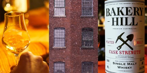 Bakery Hill Distillery Presents: Merry 'Peatmas'