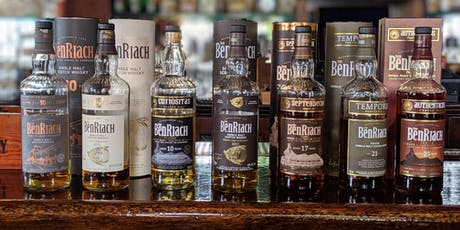 "BenRiach Single Malt Scotch Whisky: ""To Peat or Not To Peat""  tickets"