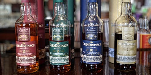 Glendronach Single Malt and Cheese: A Guided Pairing with Brand Ambassador Rory Glasgow
