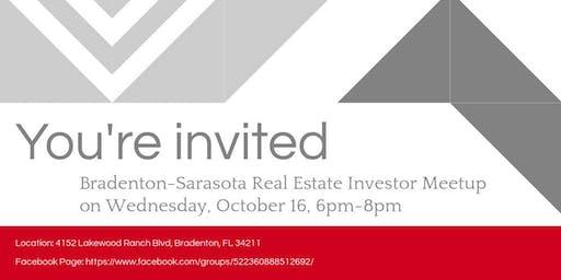 Bradenton-Sarasota Real Estate Investor Meetup
