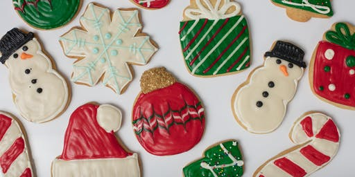 Kids Cookie Decorating Session #6