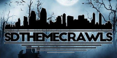 Halloween Weekend Club Crawl  tickets
