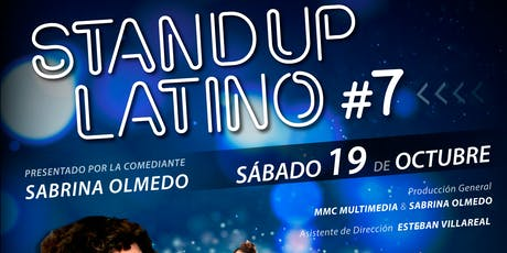 STAND UP LATINO #7 tickets