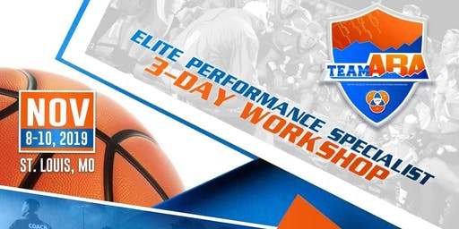 Elite Performance Specialist Workshop
