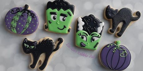 Cookies and Sip Spooktacular tickets