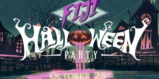 FIJI Presents: Halloween 2019