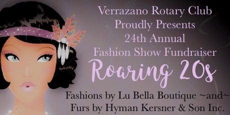 Verrazano Rotary Club's 24th Annual Fashion Show and International Auction tickets