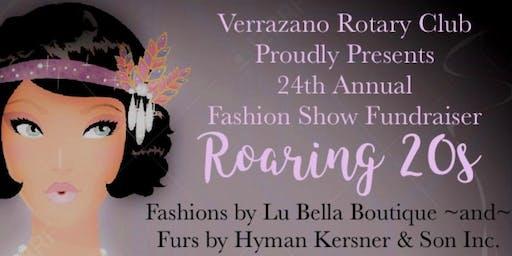 Verrazano Rotary Club's 24th Annual Fashion Show and International Auction