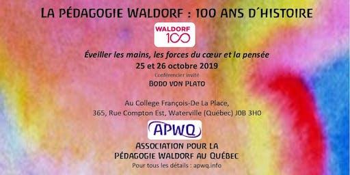 La pédagogie Waldorf: 100 ans d'histoire