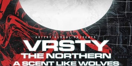 12/9 Vrsty/ The Northern/A scent like wolves/Weary Travelers tickets