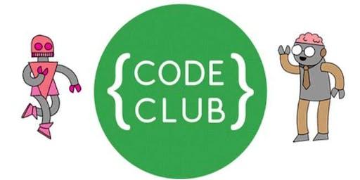 Code Club presents Scratch Term 4 2019
