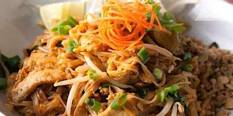 Thai Cuisine Cooking Class-Thurs 5/14/20at 7pm Bring friends/WINE- West LA tickets