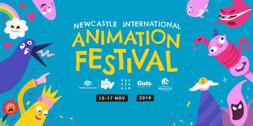Newcastle International Animation Festival Opening Night
