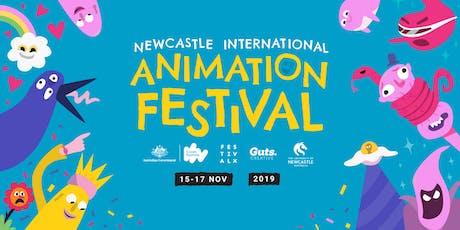 Newcastle International Animation Festival – Kids Screening tickets