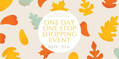One Day, One Stop Shop 11.9.19