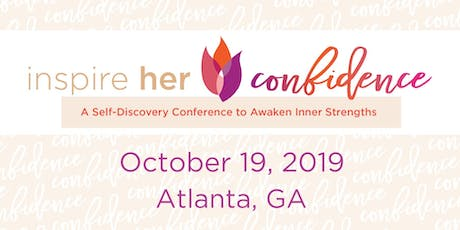 Inspire Her: Confidence tickets
