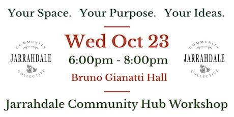 Jarrahdale Community Hub - Workshop tickets
