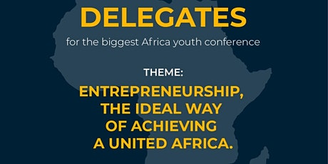 ONE AFRICA YOUTH CONFERENCE tickets