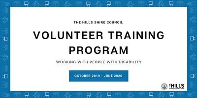 Working with People with Disability