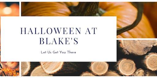 Transportation & Ticket to BLAKES Spooky Land 3D Maze!