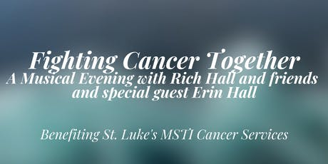 Fighting Cancer Together: A Musical Night with Rich Hall & Friends  tickets