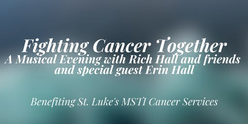 Fighting Cancer Together: A Musical Night with Rich Hall & Friends