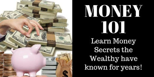 Money 101 - How Money Works - Dinner Workshop Houston, TX