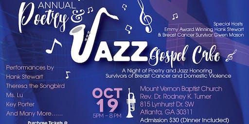 Poetry & Jazz Gospel Cafe'