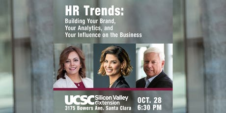 HR Trends: Build Your Brand, Your Analytics, Your Influence on the Business tickets
