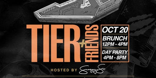 Tier and Friends: The Brunch